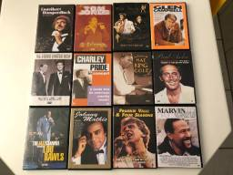 Coleção Dvds Cantores Americanos !!