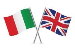 Aulas Particulares: Italiano - Inglês