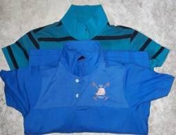 Camisas Infanto-Juvenil Semi-Novas e Lote camisas usadas