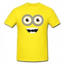 Título do anúncio: Camiseta Minions
