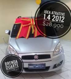 Idea atrative 1.4 2012 $28.900