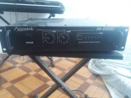 Amplificador 600 rms ak2200 appotek