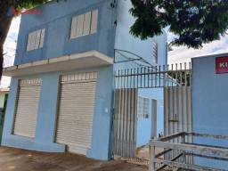 Kitnet com 1 dormitório para alugar, 12 m² por R$ 370,00/mês - Jardim Campos Elísios - Mar