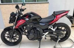 Moto CB 500 F