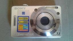 Maquina fotografica sony