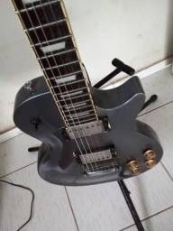 Guitarra mod lespaul regulada som perfeito
