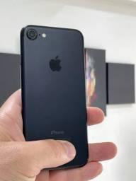 iPhone 7 256gb preto em ótimo estado