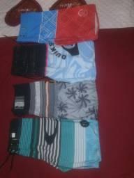 Camisas e Bermudas Elastano
