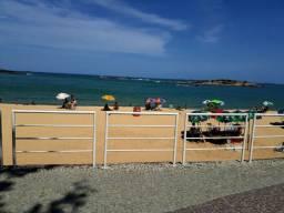 Frente mar praia da costa 4 quartos 2 suites 280m2