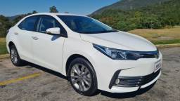 Título do anúncio: Corolla XEi 2.0 - 2018 - Branco