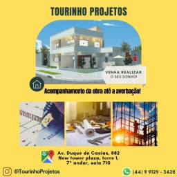 Tourinho Projetos e Regularização de obra