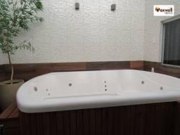 Casa com banheira em excelente localidade