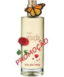 Perfume Natura Intuição Promoção dia da Mães