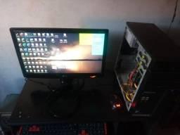 Computador quadcore 8gb ram HD 500