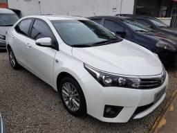 Corolla XEI Ano 2015 Completo Automatico com Baixo km