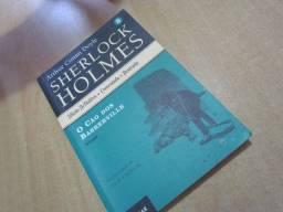 Sherlock Holmes - O cão dos Baskerville - Ótimo Estado