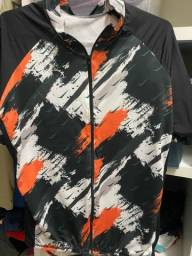 Camiseta ciclismo masculina tamanho G