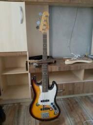 Jazz bass benson jazz tone custom séries dlx