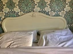 Cabeceira casal estilo provençal