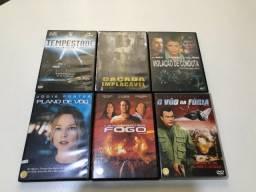 Coleção Dvds Filmes de Ação !!
