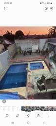 Vendo 18 metros cerca provisório para proteção de piscina