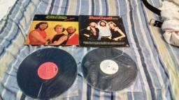 2 Lps Bee Gees ( Novos )
