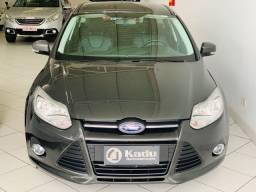 Ford/Focus SE hatch 1.6 automático 2014 único dono com apenas 32 mil km