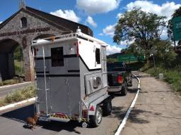 Mini trailer 02 pessoas