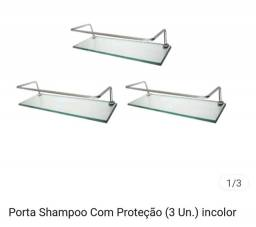 Kit de porta shampoo
