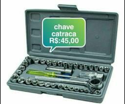 Chave catraca