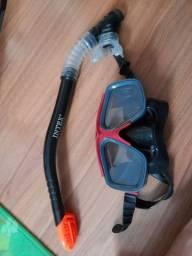 Vendo kit mergulho infantil