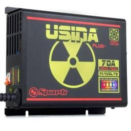 Fonte Usina 70 Amperes Battery P/ Caixa Bob Muito Forte