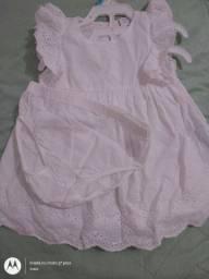 Vendo vestido bebê