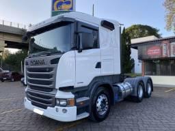 Scania R440 A6X4 2014 Opticruise Com Retarder Revisado
