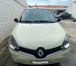 Renault Clio 1.0 Authentique -Ano 2014-Básico *Parcelinhas de $499,00/mês