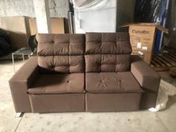 Título do anúncio: sofa retratil turquia 200 m de largura
