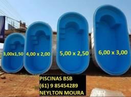 Piscina DE Fibra 6,00 x 3,00 Piscina DE Fibra