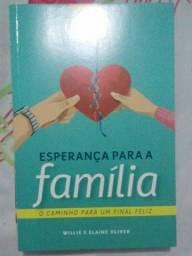 Livro Esperança Para A Familia