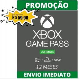 GAME PASS UlTIMATE 12 MESES