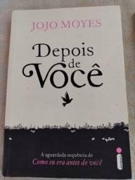 Livros da autora Jojo Moyes