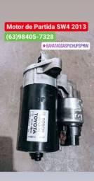 Motor de Partida SW4