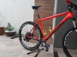 Bike MTB Cannondale carbono