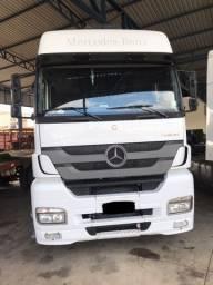 Mercedes-Benz Axor 2544 ano 2018