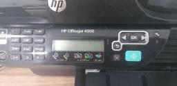 Impressora HP, com scanner 100,00