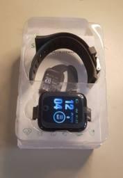 D13 Smartwatch Monitor Cardíaco Notificação de Redes Sociais