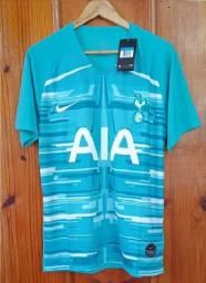Camisa Goleiro Tottenham Hotspur 2019/2020 Spurs #lloris