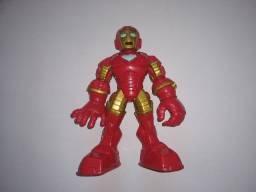 Figuras de ação/Boneco-Homem de Ferro - Marvel super heroes