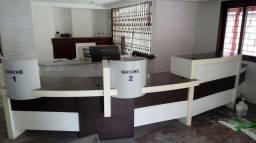 Balcão escritório