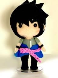 Boneco de feltro Sasuke