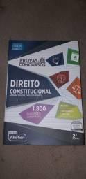 Vendo livro - Direito Constitucional provas e concursos.